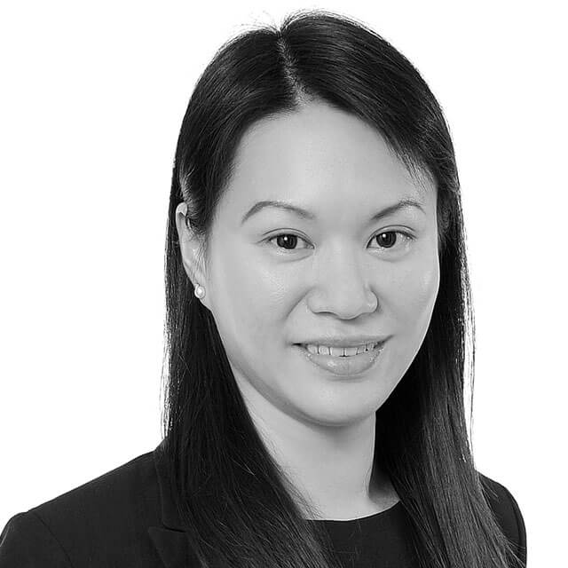 Celine Choo - Senior Underwriter, Energy Property Construction