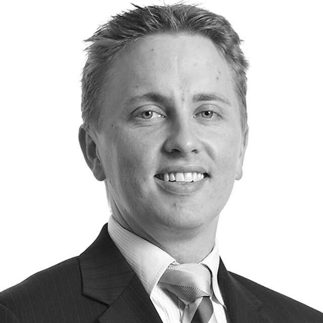 Gavin Goldsbrough - Senior Underwriter, Professional & Financial Risks