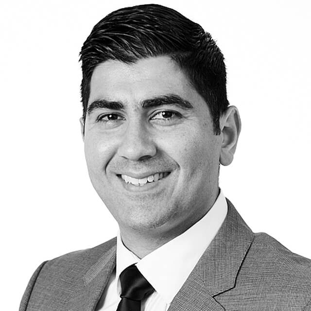 Mehdi Hassani - Senior Risk Engineer, Energy Property Construction